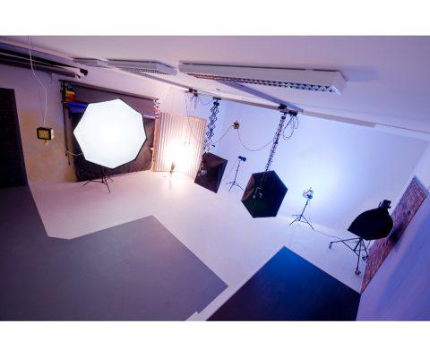Fotostudio Dahmke, Studio